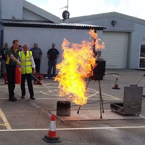 fire consultancy and training