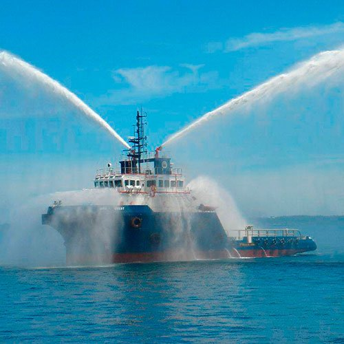 fire marine systems