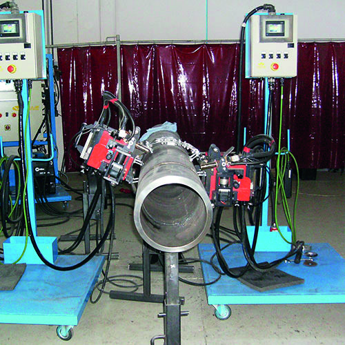 automatic welding system